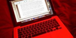Beim Bloggen fühle ich mich manchmal wie eine Bordsteinschreiberin
