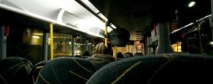 Der gemeine Landbus, ein Luxusgefährt